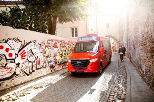 Oficialu: Vilniuje bus devyni nauji viešojo transporto maršrutai, kursuos elektriniai autobusai
