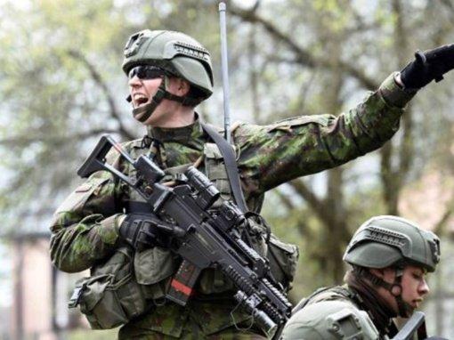 Marijampolės savivaldybės teritorijoje vyks karinės pratybos