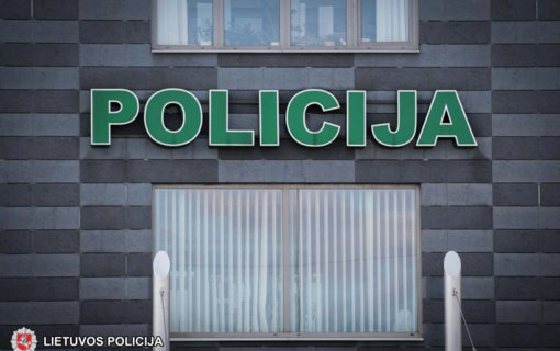Nemenčinėje sulaikytas vyras, turėjęs galimai narkotinių medžiagų