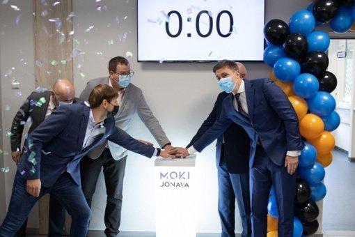 Jonavoje pradėjo veikti komunalinių paslaugų savitarnos svetainė ir vieningas klientų aptarnavimo centras