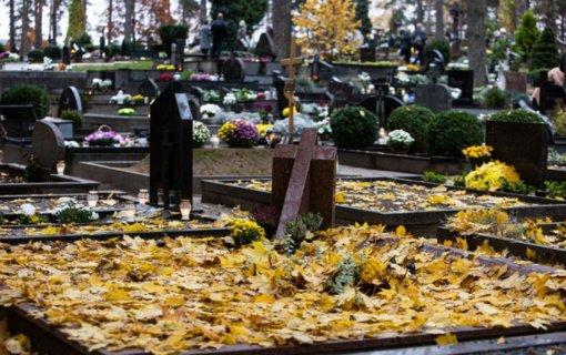 Gyventojai kviečiami išsakyti nuomonę apie naujus galimus laidojimo būdus