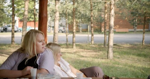 "Festivalis ""Nepatogus kinas"". Filmo ""Būsiu su tavim"" (rež. Virginija Vareikytė, Maximilien Dejoie) peržiūra"
