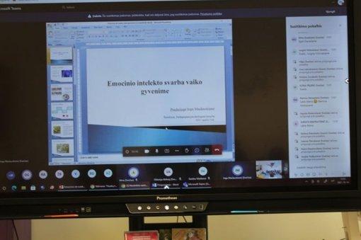 Biblioteka pakvietė į seminarą apie pasakų terapijos metodus vaiko emocinio intelekto ugdymo procese