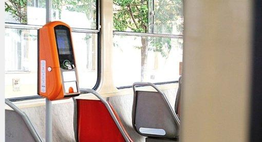 Elektroninis bilietas Marijampolėje pradės veikti 2022-ųjų vasarą