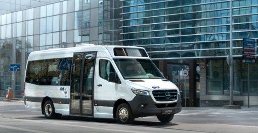 Elektriniai autobusai Alytuje – jau kitąmet