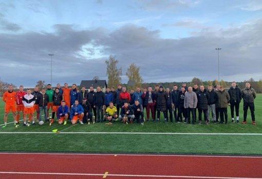 Paaiškėjo stipriausios Prienų rajono futbolo čempionato komandos