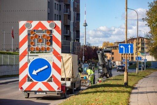 Vaduvos ir Gerosios Vilties gatvės taps saugesnės ir jaukesnės