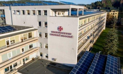 Vilniaus klinikinėje ligoninėje dėl COVID-19 uždaromas kraujagyslių chirurgijos skyrius
