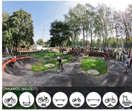 Dalyvaukite apklausoje dėl velotrasos įrengimo Plungės mieste