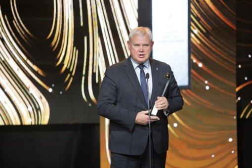Klaipėdai – apdovanojimas už viešosios diplomatijos puoselėjimą