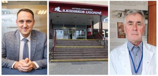 Ministerija nori tapti Alytaus ligoninės dalininke: pasiūlymas – pro padidinamąjį stiklą