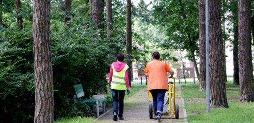 Iš užimtumo programos – parama darbdaviams, įdarbinantiems socialinę riziką patiriančius asmenis