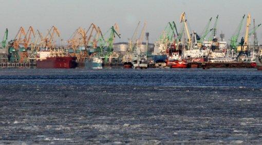 Klaipėdos uostas – lyderis Baltijos šalyse pagal krovą