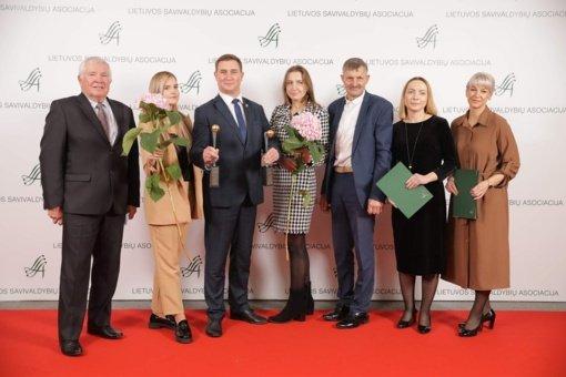 """Raseinių rajono savivaldybė pelnė du """"Auksinės krivūlės"""" apdovanojimus"""