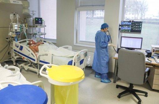 Šiaulių ligoninė, apribojusi  planines operacijas, kuria Protrūkių skyrių