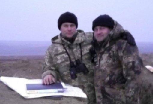 Graikijoje Lietuvos prašymu suimtas A. Radkevičius – Ukrainos karo su separatistais dalyvis