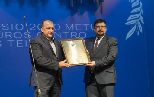 Zarasų rajono savivaldybės kultūros centrui – Kultūros ministerijos premija