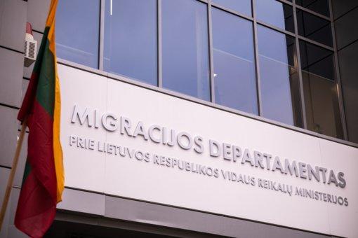 Per mėnesį Lietuvos ambasadoje Baltarusijoje gauti du prieglobsčio prašymai