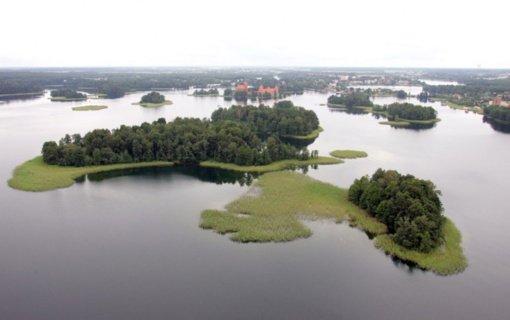 Trakų istorinis nacionalinis parkas bus perduotas Aplinkos ministerijai