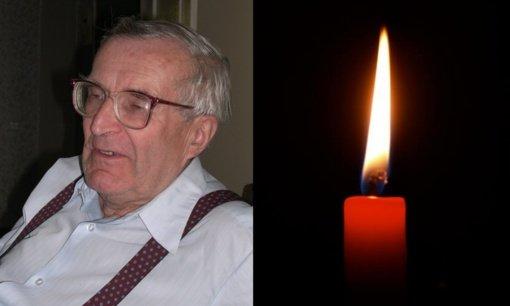 Mirė Biržų garbės pilietis Borisas Januševičius
