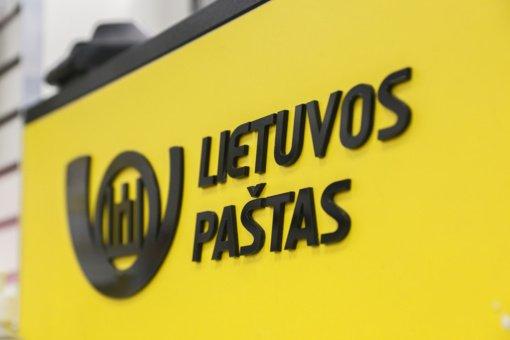 Lietuvos paštas įspėja dėl įmonės vardu siunčiamų apgaulingų trumpųjų žinučių