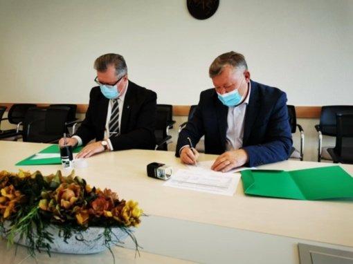 Pasirašytas veiksmų planas, padėsiantis mažinti nedarbo lygį Radviliškio rajone