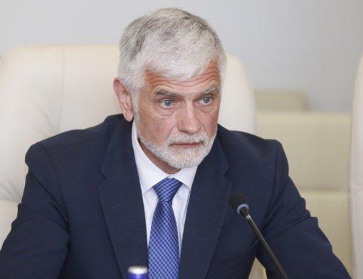 B. Markauskas: Rusijos sieną kirtome nepastebėję ją žyminčių plūdurų