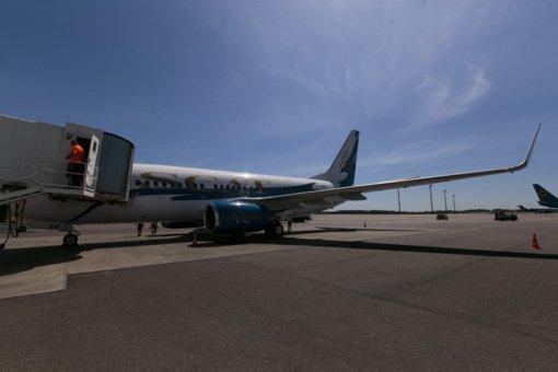 Susisiekimo ministerija inicijuoja skrydžių strateginėmis kryptimis skatinimo verslo planą