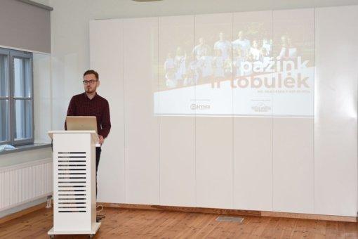 Varėnos miesto vietos veiklos grupės (VVG) atstovai Anykščiuose susitiko su įgyvendinamo projekto partneriais