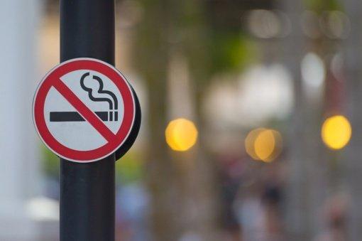 Bloga žinia rūkaliams: Šiaulių mieste plečiamos nerūkymo zonos