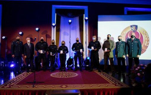 Minima Kriminalinės policijos diena