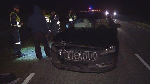Avarijoje vaiką mirtinai sužalojęs Mažeikių ligoninės vadovas vairuoti negalės dvejus metus