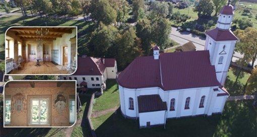 Kultūros vertybių registre įregistruoti Baltadvario ir Videniškių bažnyčios apsaugos reglamentai