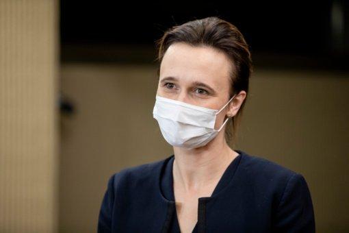V. Čmilytė-Nielsen prabilo apie skaudžią patirtį vaikų ligoninėje: sunku buvo matyti