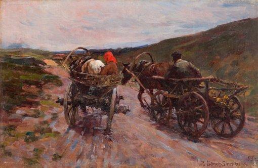 Vilniaus paveikslų galerijoje atidaroma S. Bohušo-Sestšencevičiaus paroda