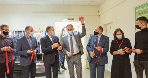 Alytuje atidarytas STEAM (Gamtos mokslų, technologijų, inžinerinio, menų ir matematinio ugdymo) centras