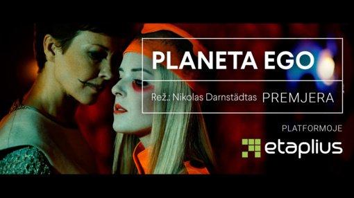 """Išskirtinė premjera Etaplius.lt platformoje – vokiečių režisieriaus kino spektaklis """"Planeta E.G.O"""""""