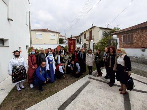 """Geroji Erasmus+ projekto """"Ištiesk pagalbos ranką"""" patirtis Graikijoje"""