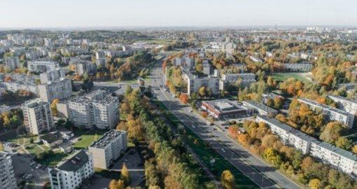 Ant miesto gatvių bus naujas asfaltas, nauji dviračių takai ir tvarkomi šaligatviai