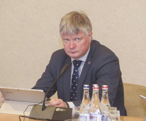 TS-LKD prezidiumas palaiko žemės ūkio ministrą K. Navicką, sudaryta darbo grupė sieks platesnio dialogo su socialiniais partneriais