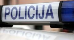 Rokiškyje į avariją pateko policijos pareigūnas