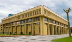 V. Pranckietis skeptiškai vertina galimybę prie Seimo pastatyti ministerijų miestelį