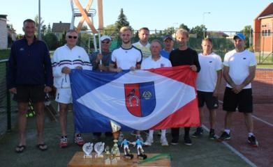 Baisogaloje surengtas 11-asis A. Dučinsko vardo teniso turnyras