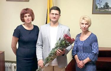 Radviliškio mieste – naujas seniūnas Ernestas Mončiauskas