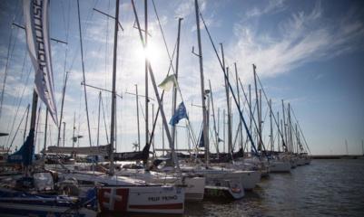 Lietuvos jūrinio buriavimo čempionai: varžėmės su pačiais stipriausiais