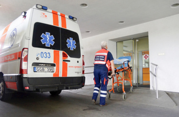 Panevėžio rajone moteris partrenkė 16-metį dviratininką