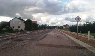Gali pradėti strigti Vilkėno ir Žalgirio gatvės rekonstrukcijos darbai (II dalis)