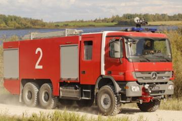 Dėl mažų atlyginimų tarnybą palieka ugniagesiai