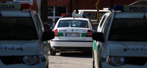 Iš įkalinimo įstaigos pasišalinęs vyras Kaune įsivėlė į muštynes