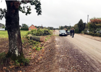 Bendruomenės pilietiškumas Vosbūčiuose sustabdė ąžuolų kirtimą